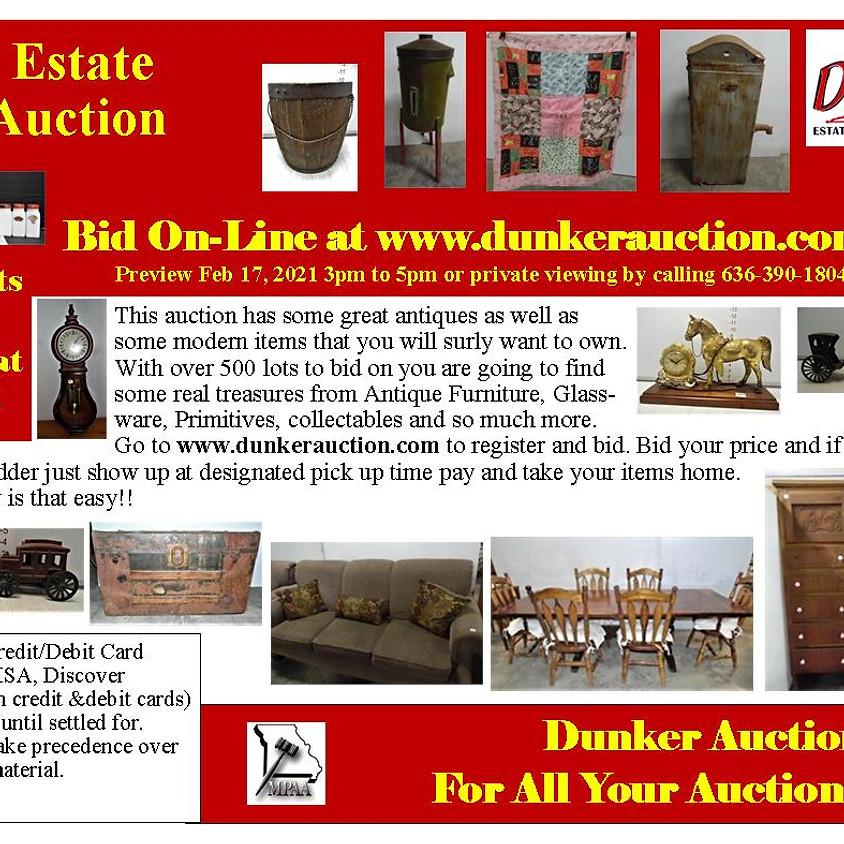Maune Online Auction