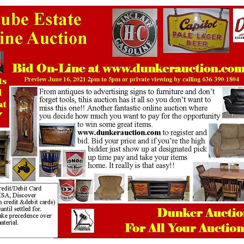 Laboube Estate Online Auction