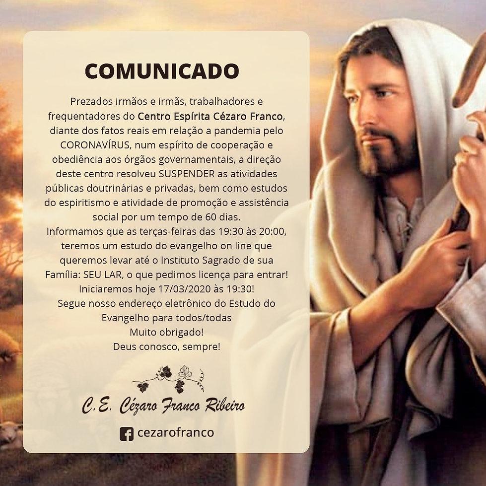 Centro Espírita Cézaro Franco Ribeiro