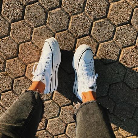 Gotta love new kicks