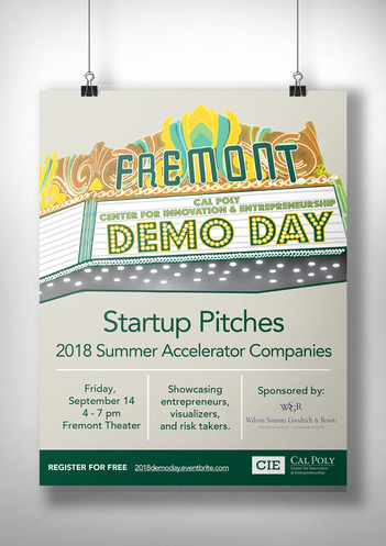 Demo Day Poster
