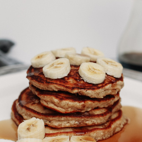Hannah Banana Pancakes!