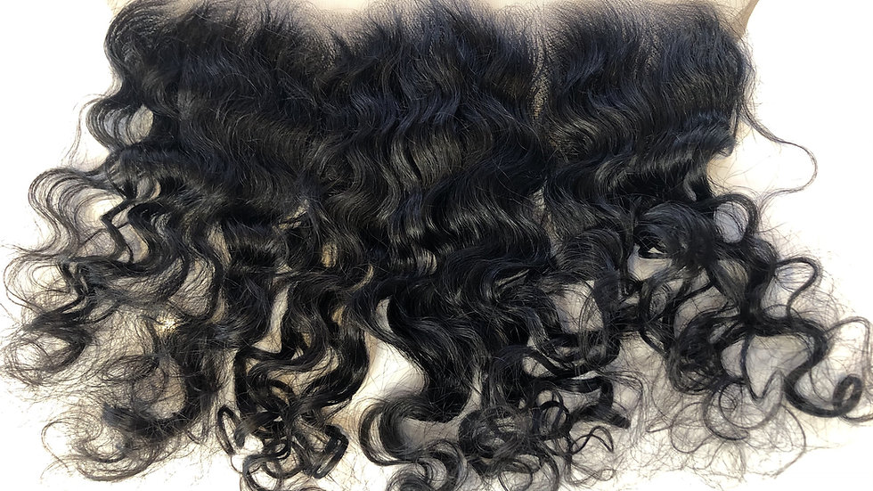 Saint Curly Lace Frontal