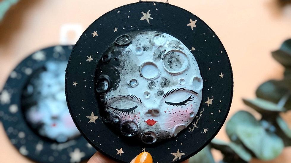 Luna llena (soñando)