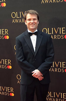 Olivier Award winner, August Eriksmoen