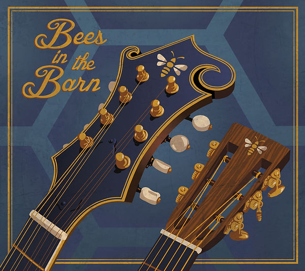 Bees In The Barn Album Music