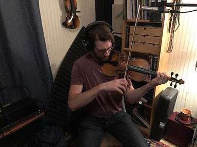 Bees In The Barn recording music