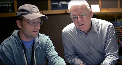 Steve Martin and August Eriksmoen, Broadway Orchestrator