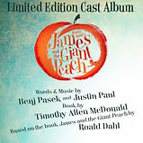 James and The Giant Peach orchestrations