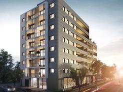 Visualisierung Außenvisualisierung Hochhaus Bremen