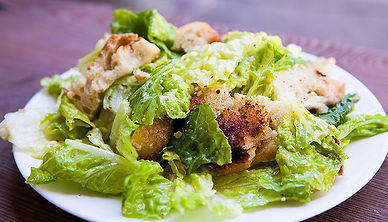 caesar salad from Paul Gregory's
