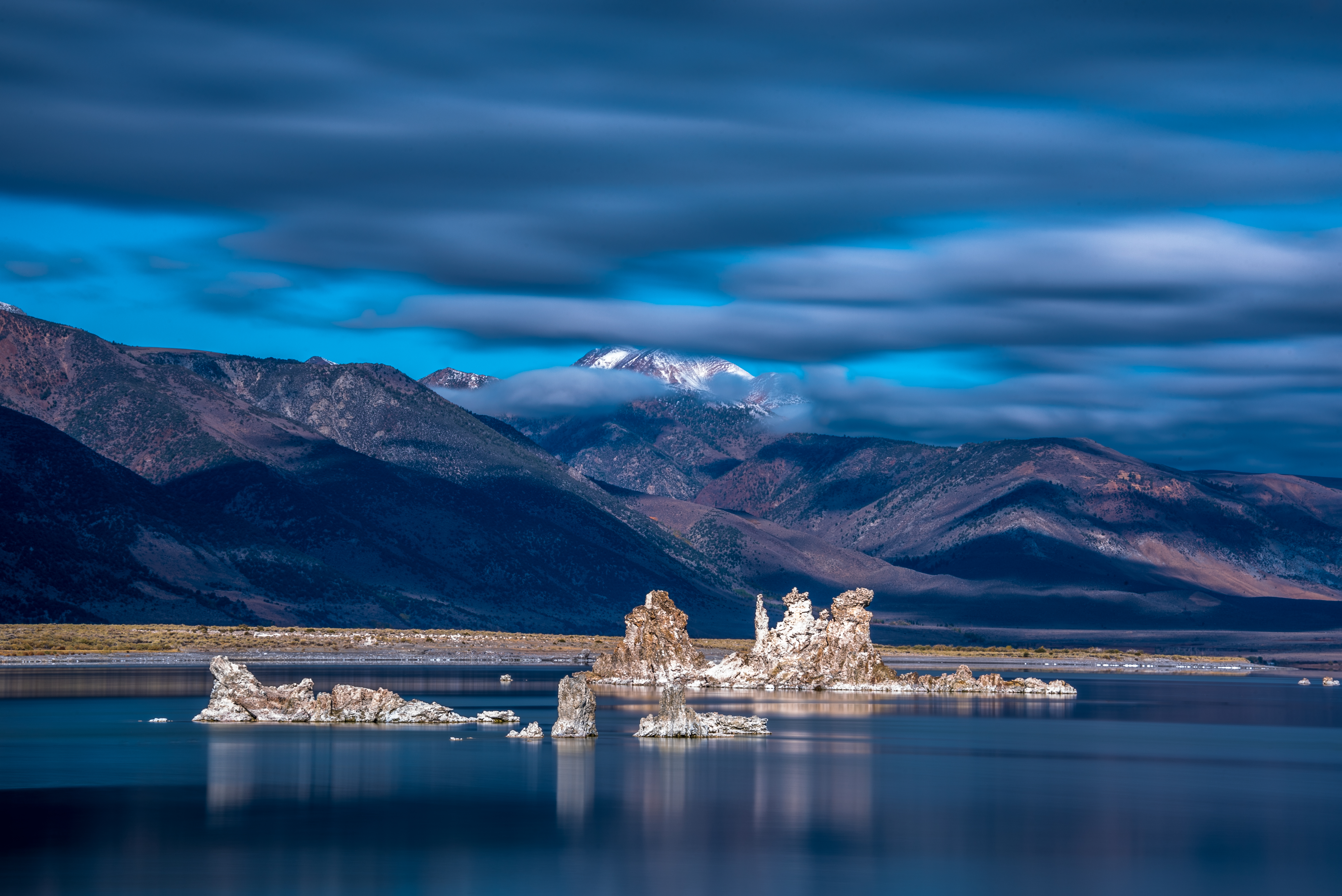 Mono Lake - Dynamic Mood - 9978
