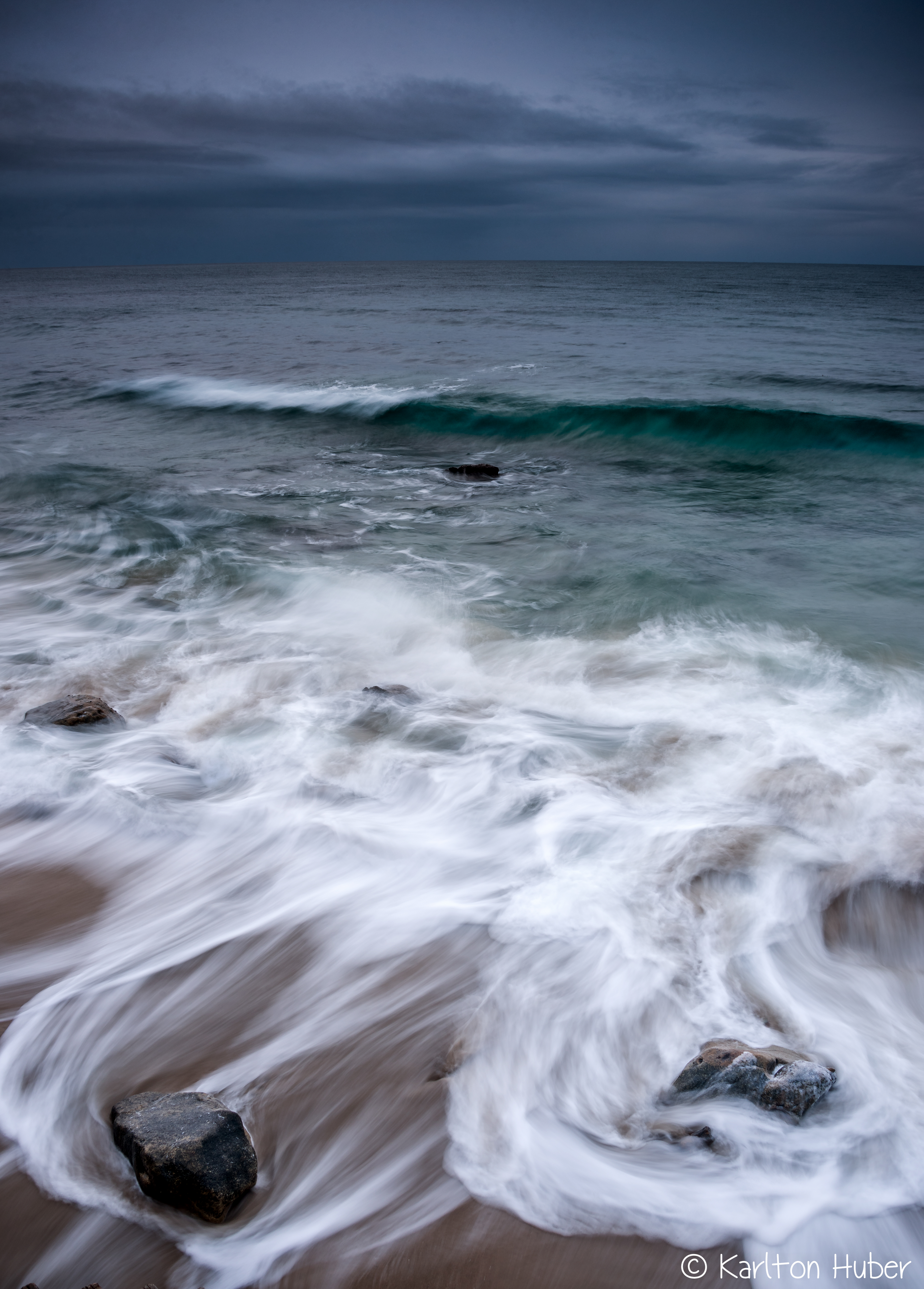 Laguna Beach - Rainy Day #1