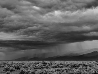 Owens Valley - Angry Skies