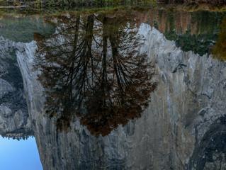 Yosemite Valley - A Spiritual Moment