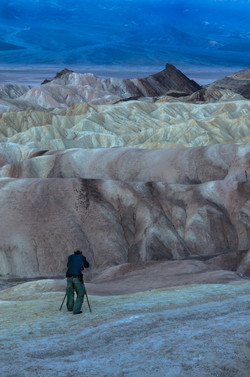 Death Valley -  Getting The Shot - 20838