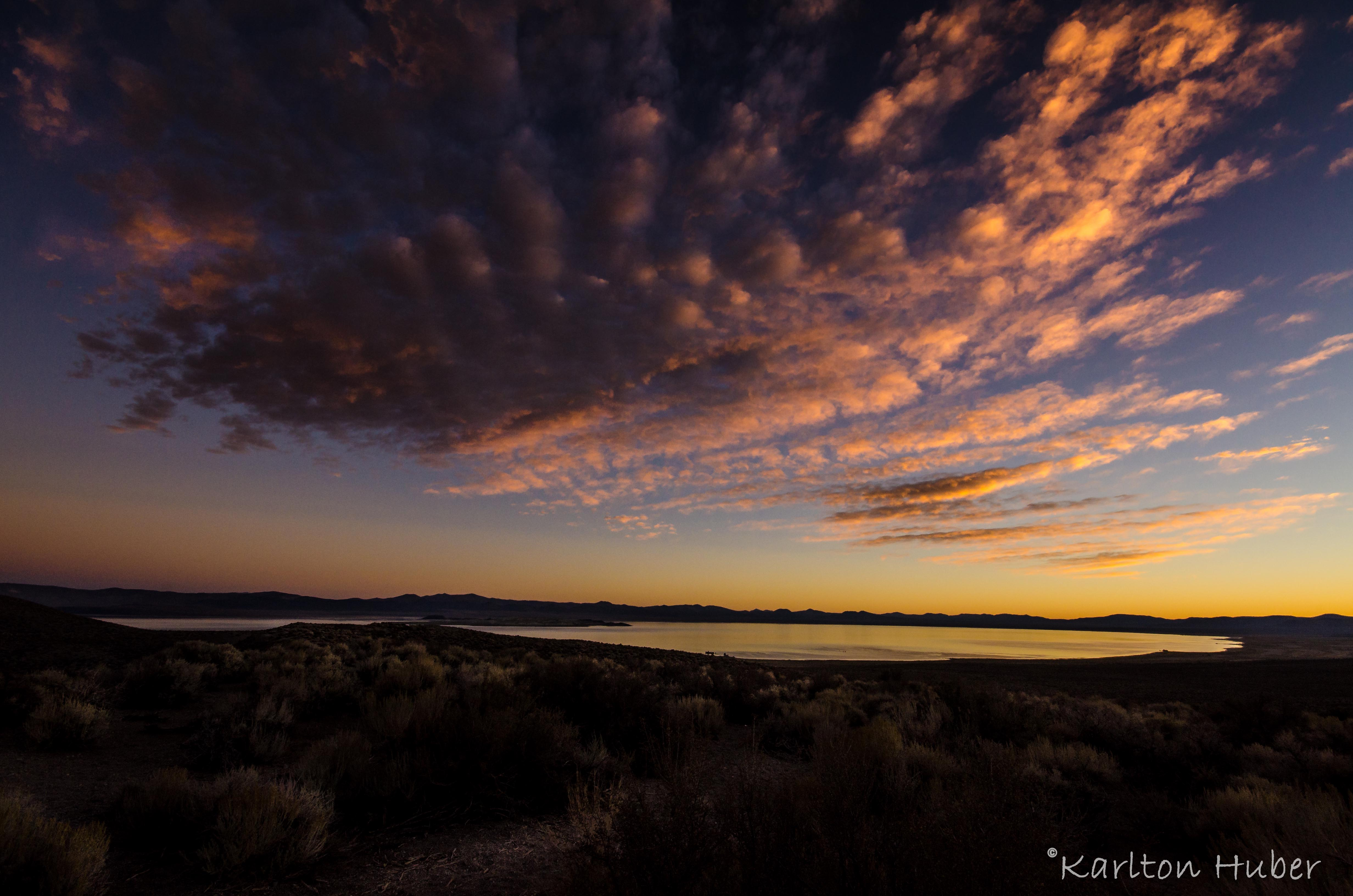 Mono Lake Sunrise #4