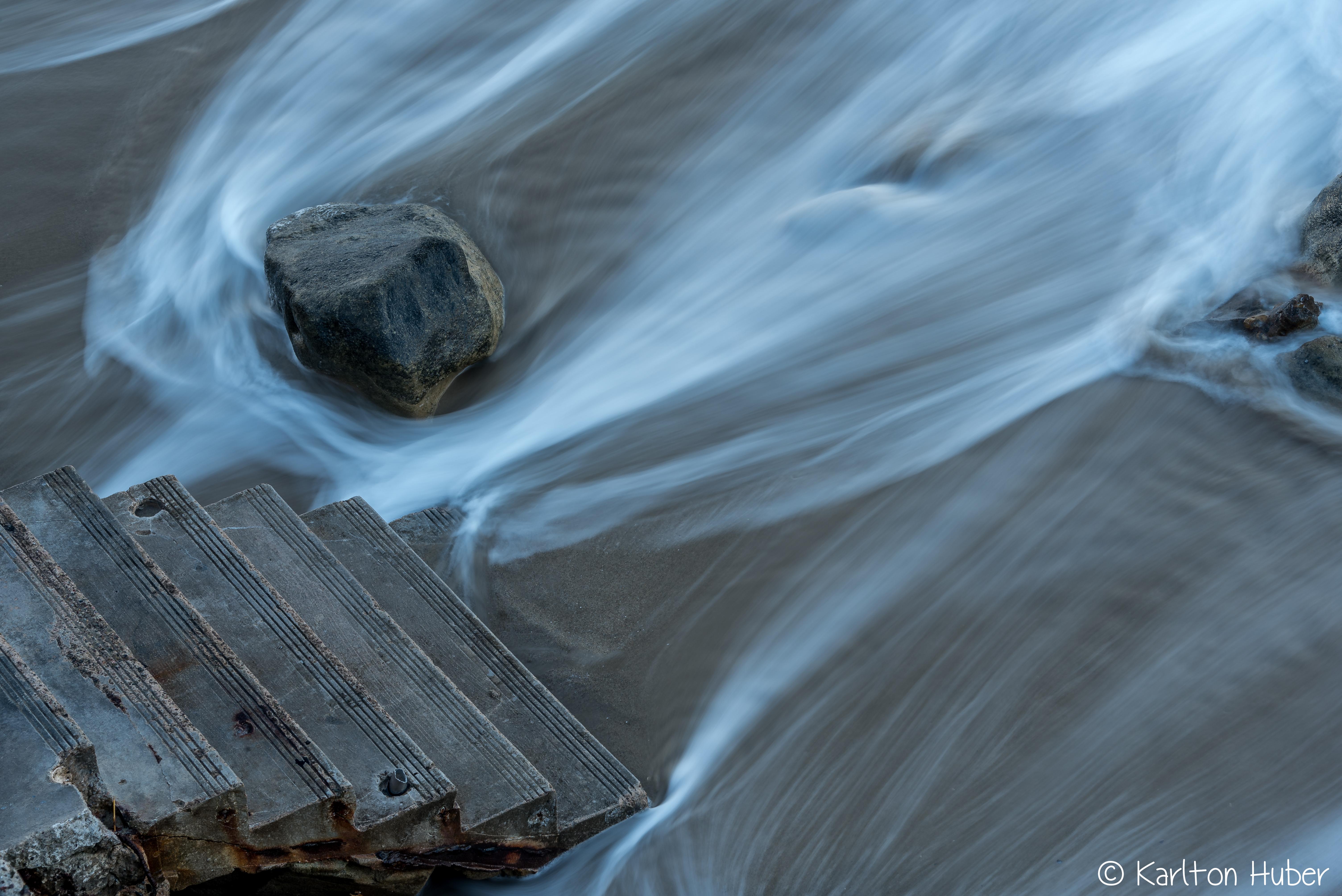 Laguna Beach - High Tide