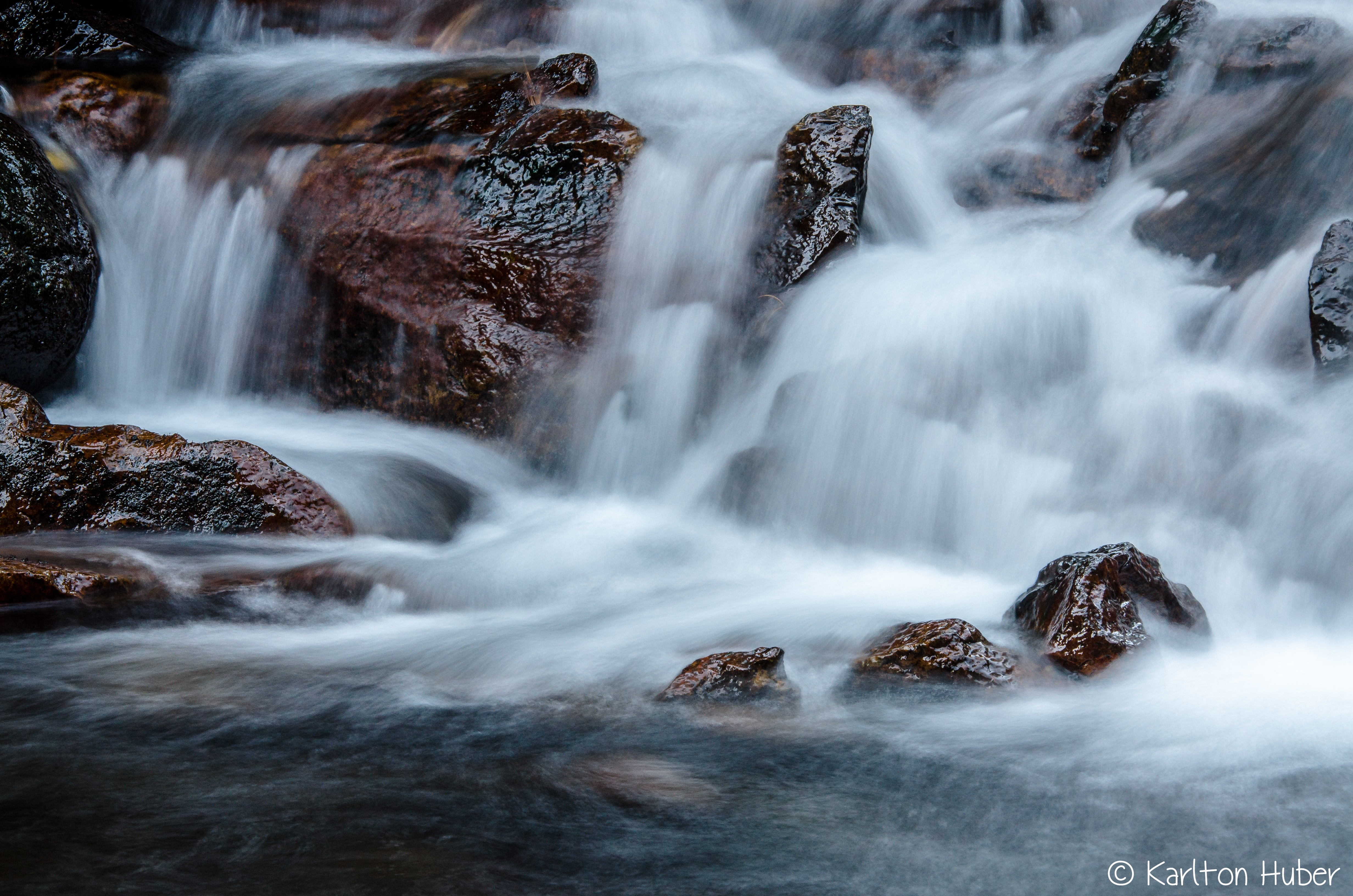 Lee Vining Creek Cascade #1