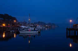 Morro Bay Harbor - Let's Call It A Day - 8737