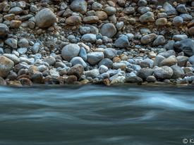 Spring Flow, Merced River, Yosemite Valley