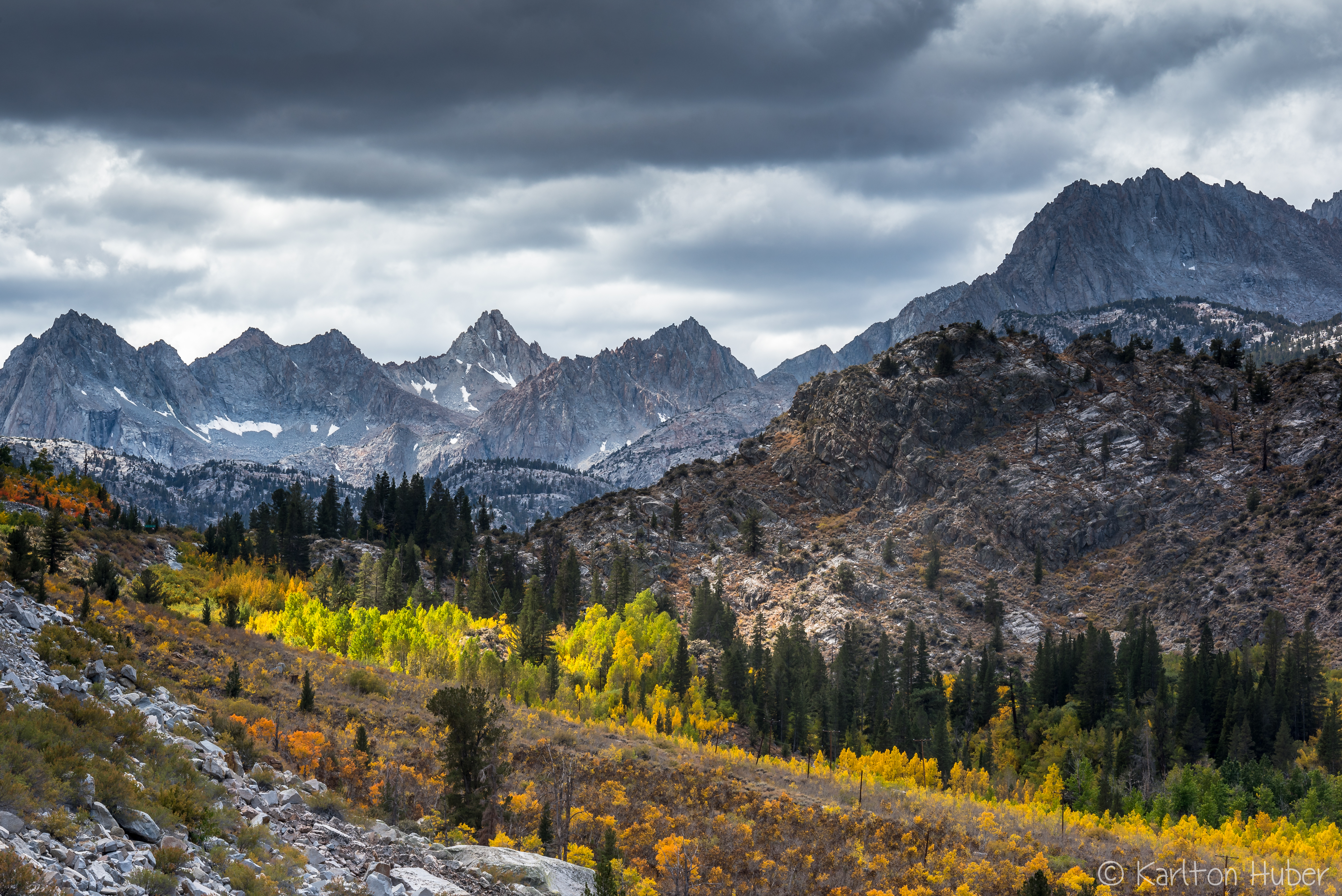 Autumn in the Sierra