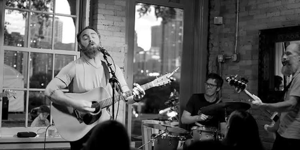 @ The Amsterdam — American Revival, RADDA RADDA, and Josh Cleveland and the Cedar Street Band