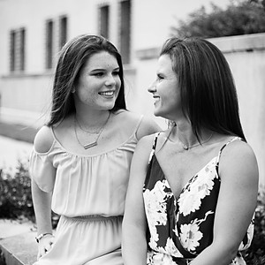 Rachelle and Cassidy