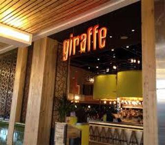 GIRAFFE RESTAURANT STRATFORD