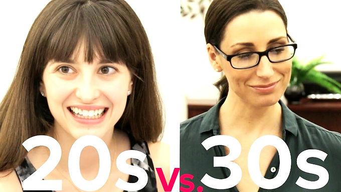 20'S vs 30'S