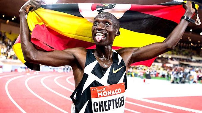 Joshua Cheptegei Makes History At 2020 Tokyo Olympics!