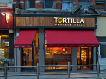 TORTILLA CHARING CROSS