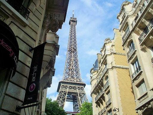 BONJOUR PARI
