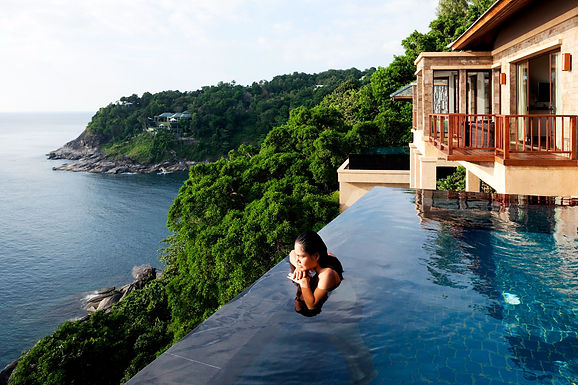 LUXURY HOLIDAY ON A BUDGET!