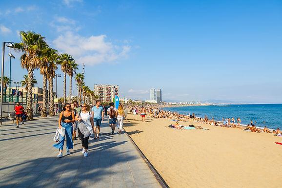 Barcelona Birthday Trip