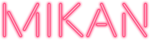 Mikan red logo.png