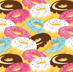 Donuts on Donuts