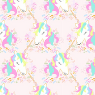 Unicorns and flowers .png