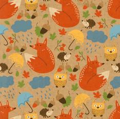 Autumn Critters