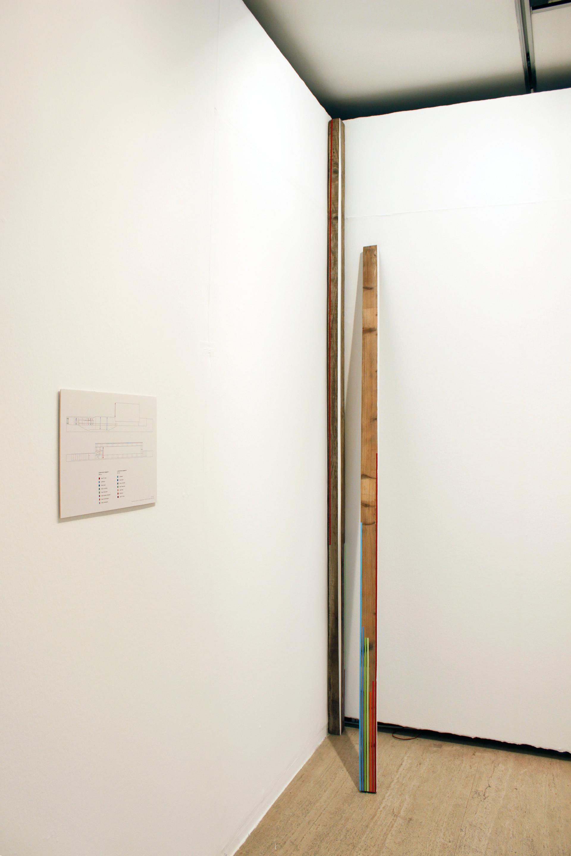 Lectura de un espacio (I,II)