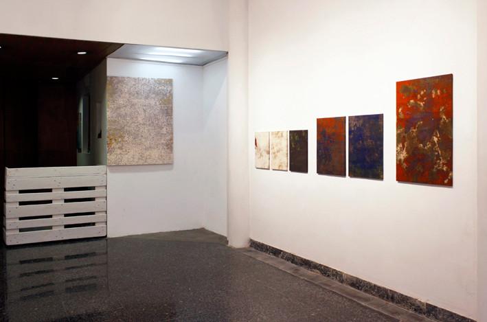 """Exposición """"Sin fuego"""""""