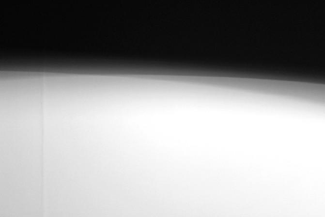 Mirar desde el espacio