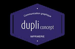 Logo Dupli concept