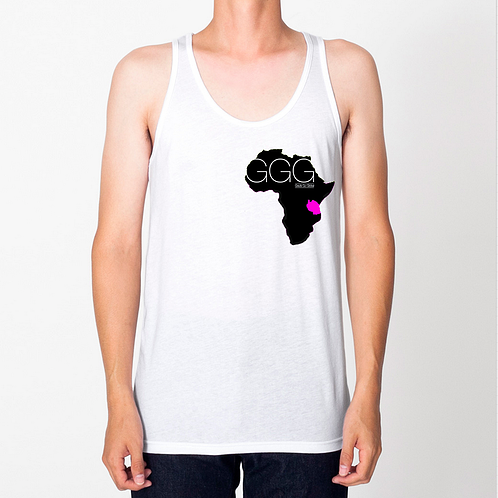 GGG White Tank Top - SOLD OUT