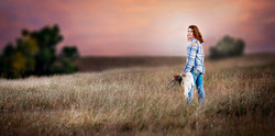 Stunning Oklahoma Senior Landscape