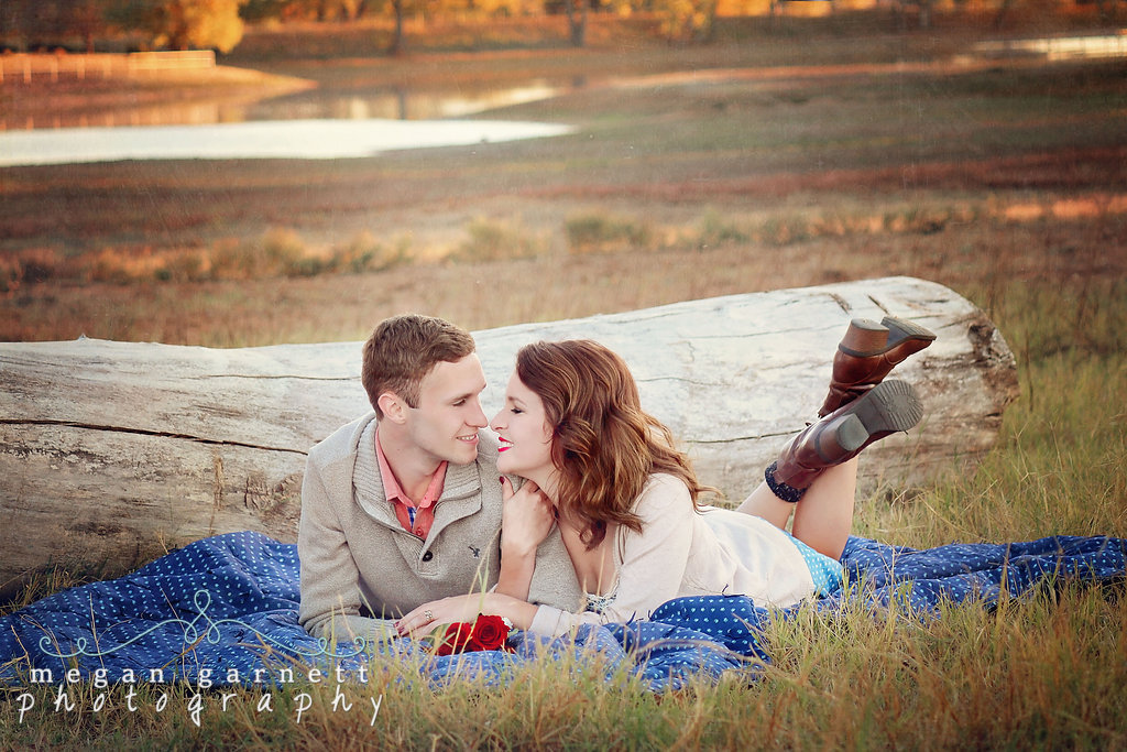 Fine Art Engagement Portrait Photogr