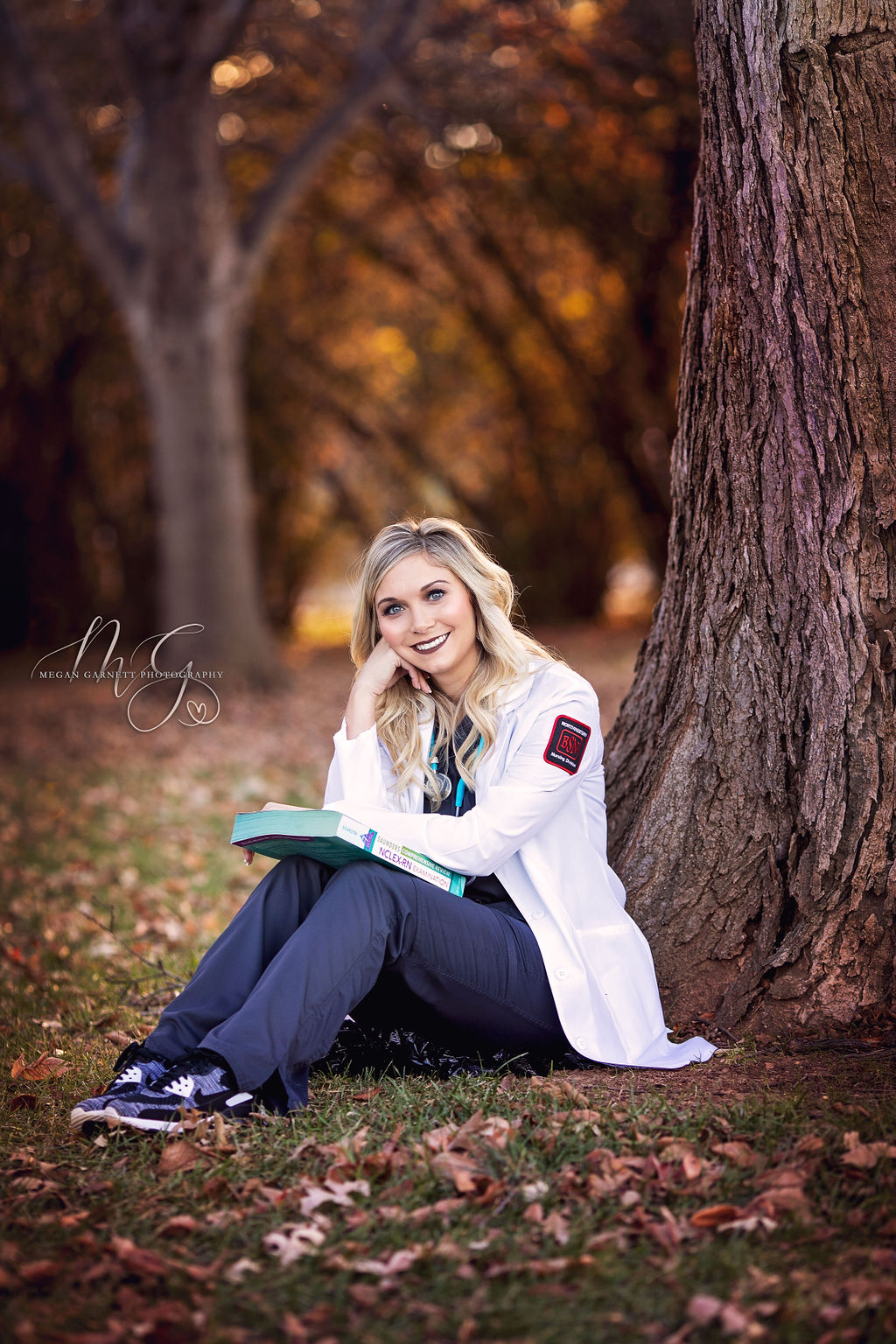 NWOSU Nursing Grad Photography