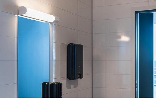 Montering av standard speilarmatur