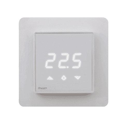 Ettermontering av smart hus termostat