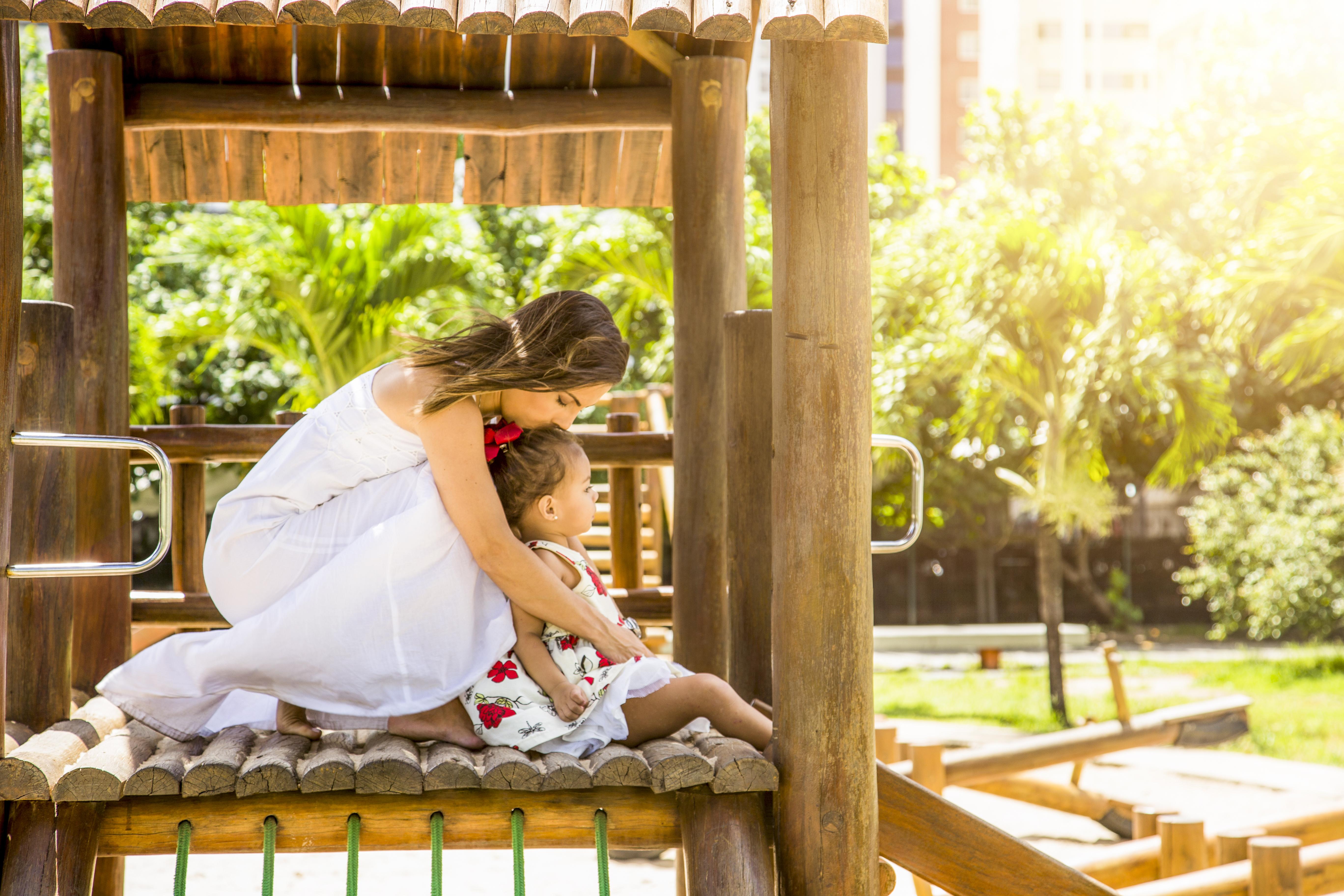 ensaio mãe e criança recife